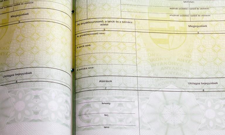 Anyakönyv, anyakönyvi kivonat