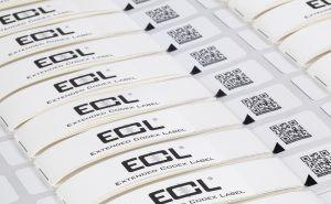 ECL sticker