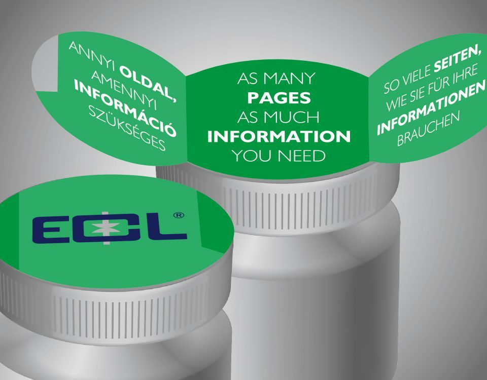 ECL label